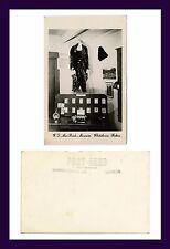 CANADA YUKON WHITEHORSE W.D. MacBRIDE MUSEUM CARD GAME FARO LAYOUT CIRCA 1940