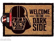 Zerbino Star Wars Darth Vader Dark side Door Mat 40x60cm ufficiale Pyramid