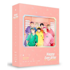 BTS 4TH MUSTER [HAPPY EVER AFTER] DVD 3DISC(CD)+Photo Book+Post Card+Card SEALED