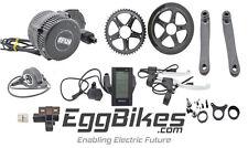Bafang BBS-02 750W 48V 25A 68mm mid drive ebike motor BBS02 kit