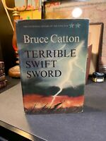 Terrible Swift Sword 1963 Hardcover Catton Vol. 2 Centennial History Civil War