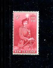 New Zealand 300, MH, Definitive 1953-1957. Queen Elizabeth II x20325