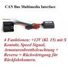 Opel Meriva, Signum RTA 032.525-0 CAN Bus Adapter Auto Radio Adapter Canbus