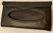 Tempo Car Visor Tissue Holder Black Very Good