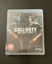 PS2 Call Of Duty Black Ops Playstation 3 Game With Manual