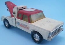 NYLINT FORD tow truck WRECKER die cast metal vintage USA pressed steel model 70s