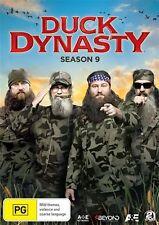 Duck Dynasty : Season 9 (DVD, 2016, 2-Disc Set) Like New