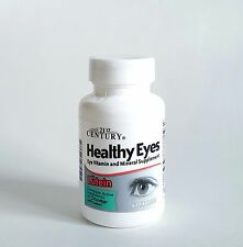 21st Century Healthy Eyes w/ Lutein (generic Ocuvite) - 60 Tablets