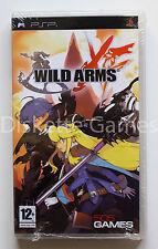 WILD ARMS XF - SONY PSP - PAL ESPAÑA - NUEVO PRECINTADO