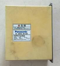 1pc Used Panasonic Servo Motors Dv88010ldms2