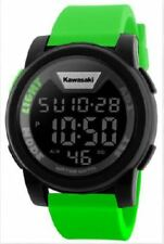 Genuine Kawasaki Digital Watch Green for 2019