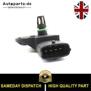 Boost Pressure Sensor for FIAT DUCATO 244 2.8D 2002-2006 Iveco Daily 500351377
