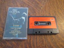 cassette audio ERIC CLAPTON ERIC CLAPTON story double duree 16 titres