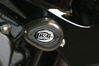 R&G RACING Aero Crash Protectors - Honda CBR 1000RR 2006-2007 *BLACK*