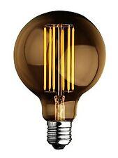 Lampada lampadina Globo Edison a Filamento 6W Luce Calda - Alcapower 929971