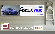 Mk1 Ford Focus RS Banner for Workshop, Garage, Office, Showroom