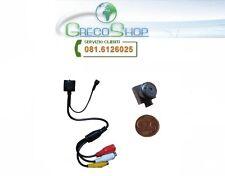 Micro camera/Telecamera CCD a colori con microfono
