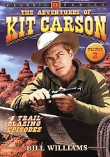The Adventures of Kit Carson Volume 2 (DVD, 2005)