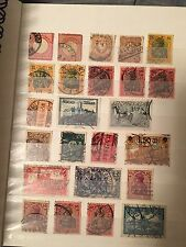 MIXED LOT 275 USED HIGH VALUE GERMAN STAMPS 1872-1972 GREAT CANCELS LH SOME RARE