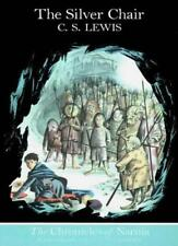 The Silver Chair (The Chronicles of Narnia, Book 6),C. S. Lewis, Pauline Baynes