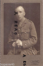 WW1 Officer Royal Scots Edinburgh photographer