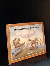 Simon et le Vent d'Automne by Tibo, Gilles-ExLibrary