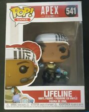Funko Pop Games: Apex Legends - Lifeline #541 Vinyl Figure — Brand New