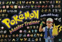 Pokemon Master Trainer Pieces YOU CHOOSE Replacement PINK Chips 1999 Board Game