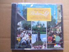 PAUL LINKE,BERLINER LUFT cd m/m set-seal , spectrum records 533792-2 Germany