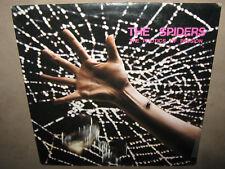The SPIDERS Politics Of Passion RARE SEALED New Vinyl LP 1983 PEP-3101 Private