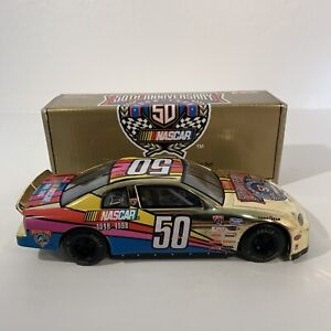 Nascar 50th Anniversary 1.24 Scale Chevy Monte Carlo 1 Of 10,000