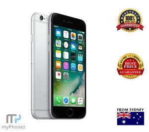 Apple iPhone 6 32GB Space Grey UNLOCKED Smart Mobile phone AU Stock
