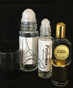 """Cologne Body Oils for Men Roll-on Long Lasting perfume oil 1/3 oz to 2 oz """"A"""""""
