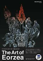 FINAL FANTASY XIV A Realm Reborn The Art of Eorzea-A Japanese Book  NEW Japan