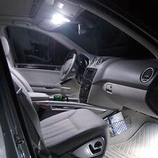 2 ampoules à LED  Blanc  Lumière du Plafonnier avant  pour Mercedes ML  W164