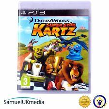 DREAMWORKS Super Star Kartz (PS3) ** ottime condizioni! **