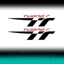 2 ADESIVI APRILIA TUONO R sticker decal  moto stickers