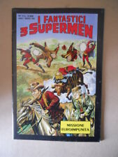 I Fantastici 3 Supermen n°3 1989 Star Comics   [G108A]