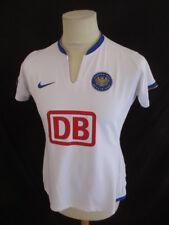 Maillot de football vintage HERTA BERLIN Nike Blanc Taille XS