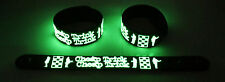 Cheap Trick  Glow in the Dark Rubber Bracelet Wristband I want you to want me