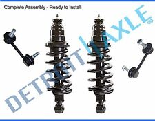 2003-2011 Honda Element 4pc Complete Rear Strut & Spring Suspension Kit
