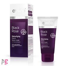 Evree Black Rose Detoxifying Black Mask Face Charcoal 75ml Combination Skin