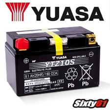 CBR600RR Battery Honda 2005-2012 2013 2014 2015 2016 2017 2018 2019 Yuasa YTZ10S
