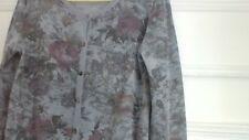 pretty ladies jumper/ cardigan size  12 14, wool & alpaca