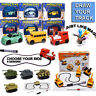 Magic Pen Inductive Car Tank Truck Toy Automatic Follow-Line You Draw Kids Toys