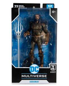 McFarlane Toys - DC Multiverse Justice League - Aquaman Action Figure