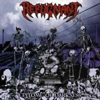 "REPUGNANT ""EPITOME OF DARKNESS"" CD DEATH METAL NEUWARE"