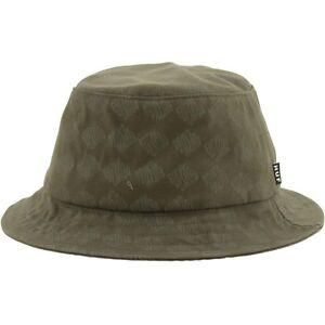 HUF Luxe Bucket Hat (olive)