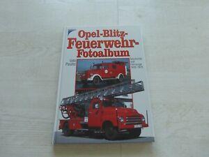 Opel Buch Opel Blitz Feuerwehr