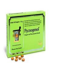 PYCNOGENOL Kiefernrindenextrakt Dragees 60St PZN: 4240505
